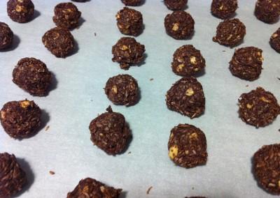 cocoa coconut balls